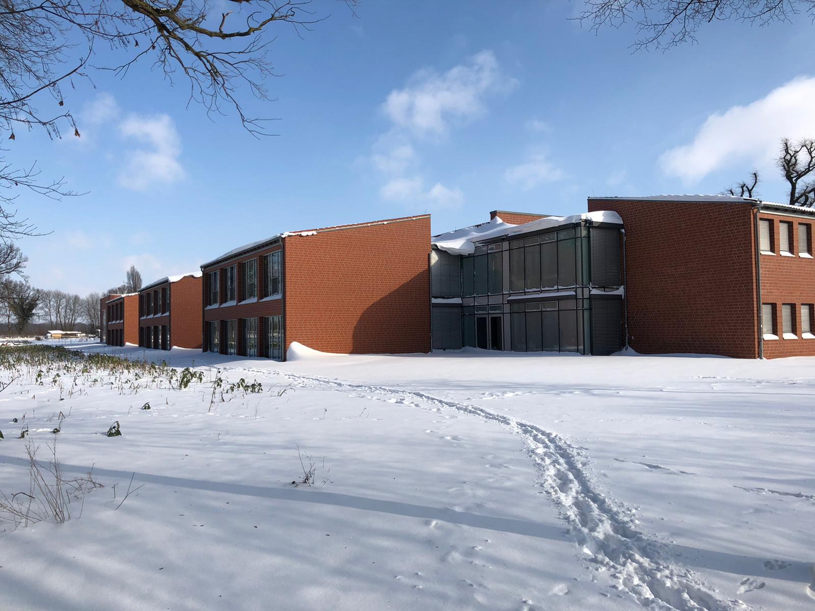 Die Teamschule im Schnee